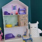 Construction maison en carton