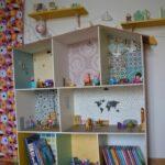 Maison de poupée peronnalisée